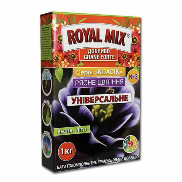 Royal Mix Серия Классик Обильное цветение