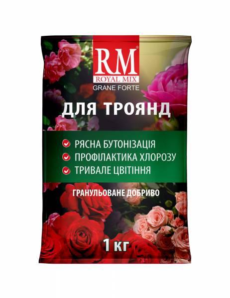 ROYAL MIX Grane Forte Для Троянд