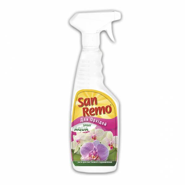 San Remo Aqua Spray добриво для орхідей