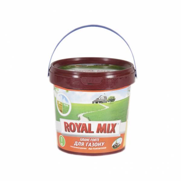 Royal Mix Grane forte для газону від пожовтіння