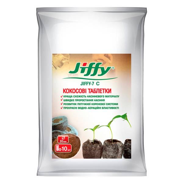 Jiffy-7С Кокосові таблетки