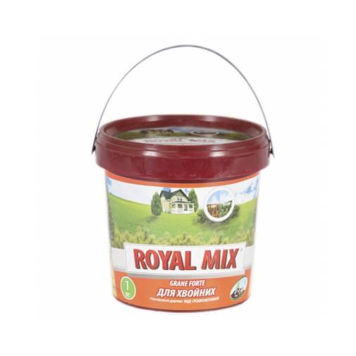 Royal Mix Grane forte для хвойних від пожовтіння