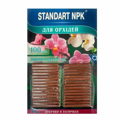 STANDART NPK палочки Для орхидей