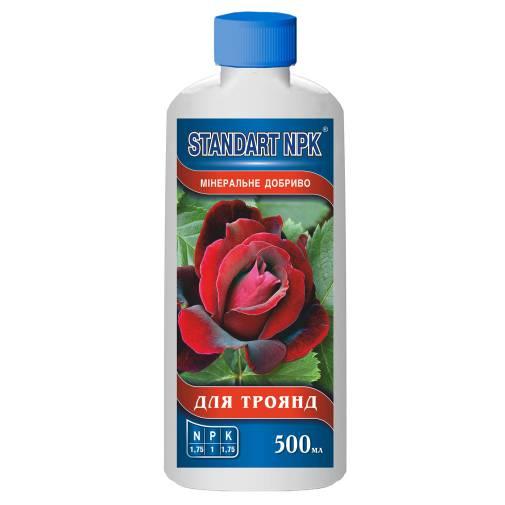 Standart NPK мінеральне добриво для троянд