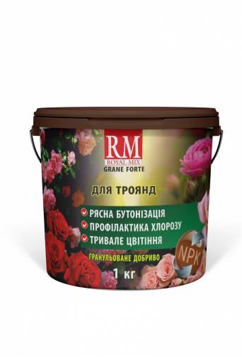 Royal Mix Grane forte для троянд