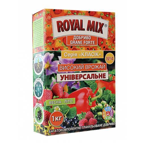 Royal Mix Grane Forte Високий врожай