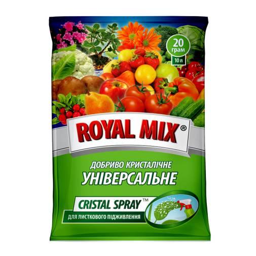 Royal Mix сristal spray Універсальне